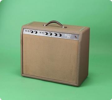 Fender Deluxe Amp 1962 Brown