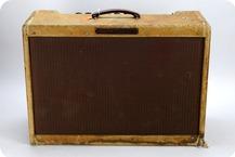 Fender Fender 1959 High Power Tweed Twin Pre Owned Joe Satriani Private Collection 1959 Tweed