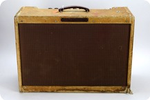 Fender Fender 1959 High Power Tweed Twin Pre Owned Joe Satriani Private Collection 1959 Tweed