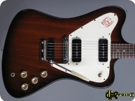 Gibson Firebird I 1967 Sunburst