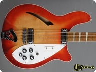 Rickenbacker 4005 WB 1966 Fireglo