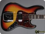 Fender Jazz Bass 1970 3 tone Sunburst