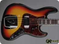 Fender Jazz Bass 1970 3 tone Sunburst