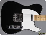 Fender Telecaster 1972 Black