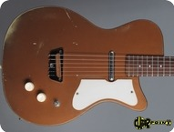 Silvertone U1 Model 1415 1959 Bronze Metallic