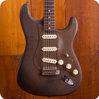 Fender Custom Shop-Stratocaster-2011-Ironwood - Faux Metal