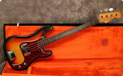 Fender Precision 1964 Sunburst