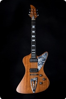Tonfuchs Guitars Bulldozer 2018 Natural Finish