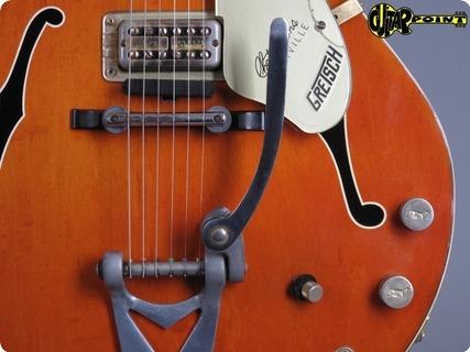Gretsch 6120 1967 Orange
