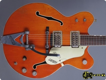 Gretsch 6120 1967 Orange