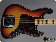Fender-Jazz Bass-1973-3-tone Sunburst