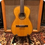 Giannini Vintage 1960s Giannini GN50 Brazilian Rosewood Mahogany Brazil Classical Guitar