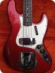 Fender Jazz Bass Custom Colour 1965 Candy Apple Red