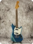 Fender Mustang 1973 Lake Placid Blue