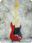 Fender Stratocaster Winered