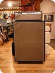 Fender Bassman 100 W. 4x12 Cabinet Black Tolex