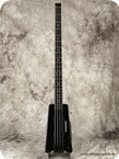 Steinberger Model XL 2A All Graphit 1988 Black