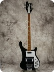 Rickenbacker Model 4001 1974 Jetglo Black