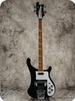 Rickenbacker-Model 4001-1974-Jetglo Black
