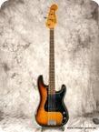 Fender Precision Bass Sunburst