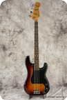 Fender Precision Bass 1980 Sunburst