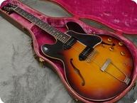 Gibson ES 330 TD 1960 Sunburst