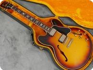 Gibson ES 335 TD 1962 Sunburst