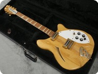 Rickenbacker 360 12 Factory GOLD Parts 1967 Mapleglo