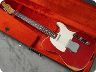 Fender Custom Telecaster 1969 Candy Apple Red