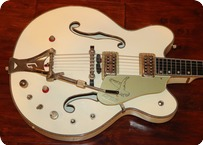 Gretsch-White Falcon (GRE0330) -1964