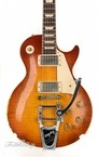 Gibson Les Paul Murphy Ultra Aged Cherry Burst Bigsby 2012