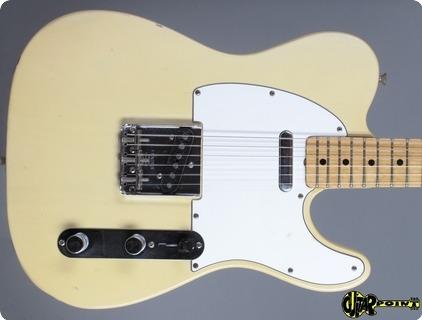 Fender Telecaster 1974 Blond