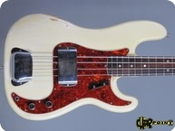 Fender Precision 1965 Blond