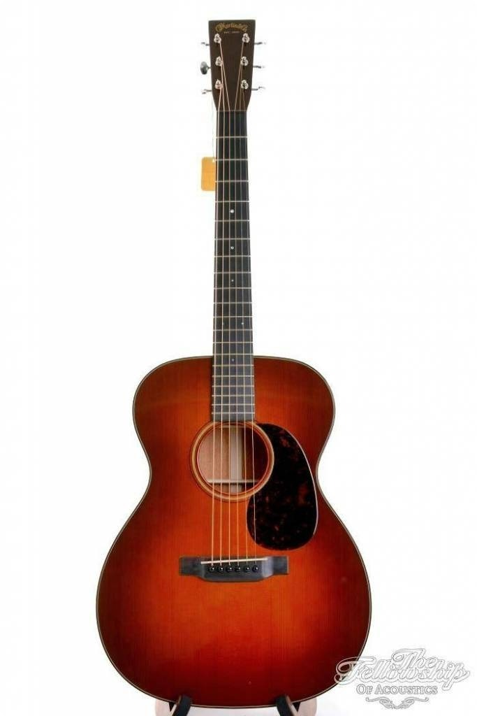 Martin OM18 Authentic Sunburst 2014 1933