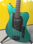 Tonfuchs Guitars ExtremSport Bass 2018 Sherwood Green