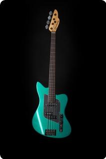 Tonfuchs Guitars Extremsport Bass Sherwood Green