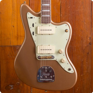 Fender Custom Shop Jazzmaster 2018 Firemist Gold