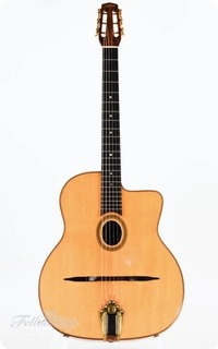Blazer & Henkes Selmer Gypsy Guitar 2002