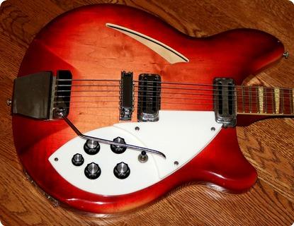 Rickenbacker 365 (rie0382)  1965 Fireglo