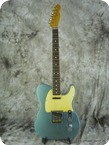 MJT Aged Guitar Finishes Telecaster 2014 Green Metallic