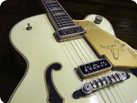 Gretsch White Falcon 1955 White