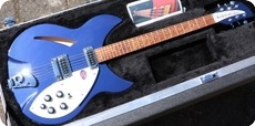 Rickenbacker 330 Midnight Blue