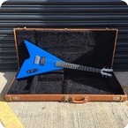 Kramer XG10 Aluminium Neck 1980 Blue Cream