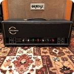 Carlsbro Vintage 1960s Carlsbro 60w EL34 CS60TC Valve Guitar Amplifier