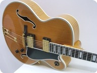 Erskine Archtop Natural Gloss