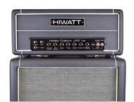 HIWATT Custom Shop Signature Series Little Rig D Head 2018 Black Tolex