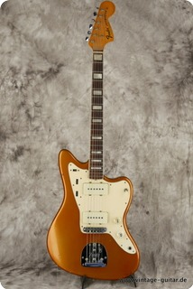 Fender Jazzmaster 1973 Candy Apple Red