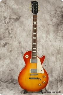 Gibson Les Paul Standard Cs R8 2013 Sunburst