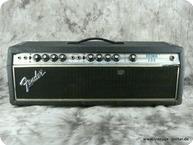 Fender Bassman 135 1980 Black Tolex