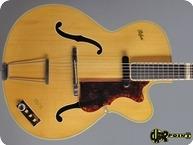 Hofner 456 S E1 1959 Natural